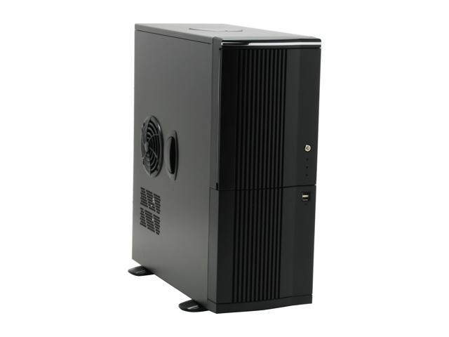 ARK SR6950BK Black Pedestal Server Case