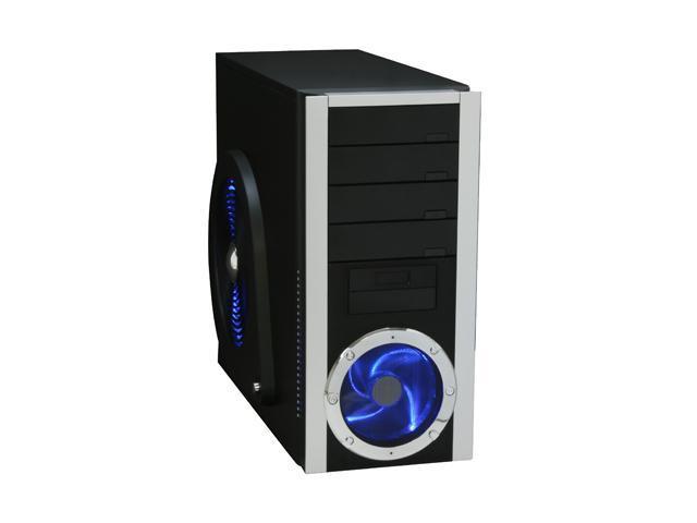 ARK GL-09A Black Computer Case