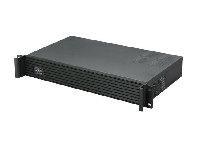 ARK IPC-1.5U1525 Black 1.2mm SGCC 1U Rackmount Server Case