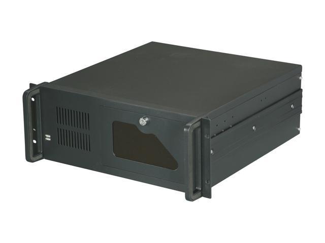 ARK 4U406PS Black 4U Rackmount Server Chassis