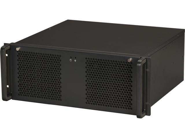 ARK IPC-4U408PS Black 4U Rackmount Server Case