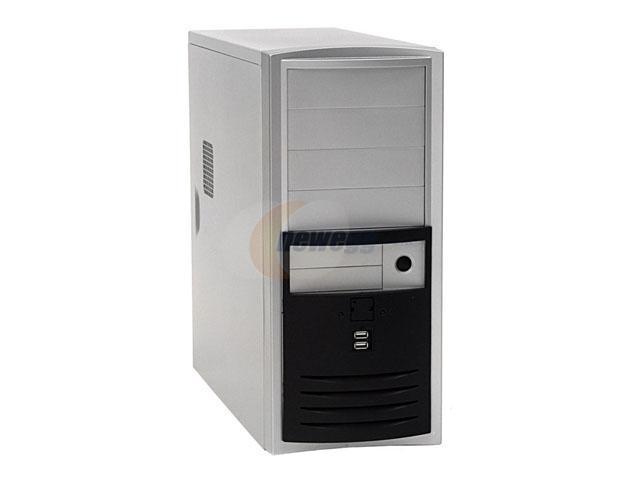 LITE-ON HT 761S Black/Silver Computer Case