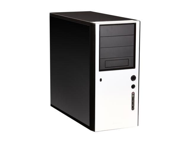 Antec Solo Black/Silver Steel ATX Mid Tower Computer Case