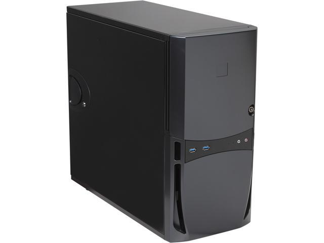 Antec Sonata III 500 Black 0.8mm cold rolled steel ATX Mid Tower Computer Case 500W Power Supply