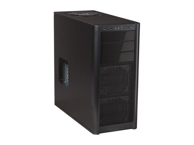Antec Three Hundred Black Steel ATX Mid Tower Computer Case