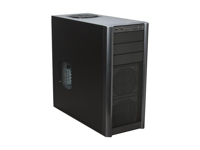 Antec Three Hundred + BP430 Black Steel ATX Mid Tower Computer Case 430W Power Supply