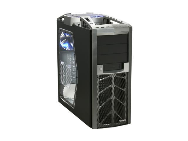 Antec Six Hundred Black / Silver ATX Mid Tower Computer Case