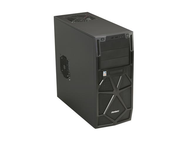 Antec Two Hundred(v2) Black ATX Mid Tower Computer Case