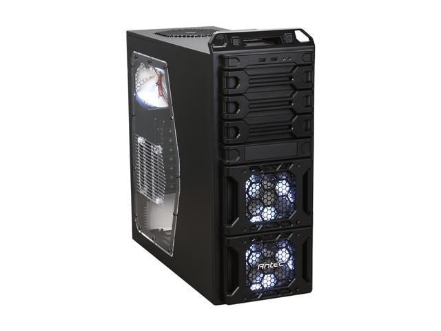 Antec DF-35 Black Steel Computer Case