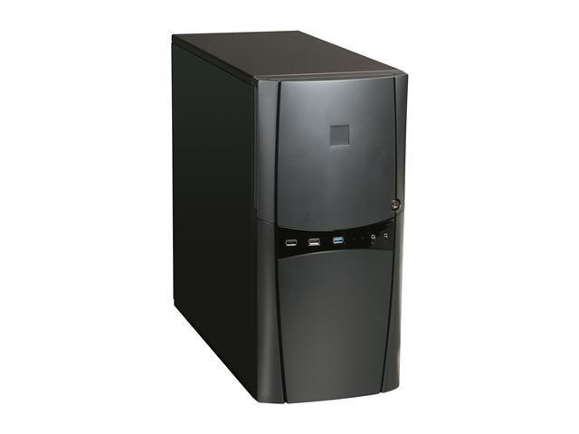 Antec SONATA IV Black 0.8 mm SECC ATX Mid Tower Computer Case 620W Power Supply