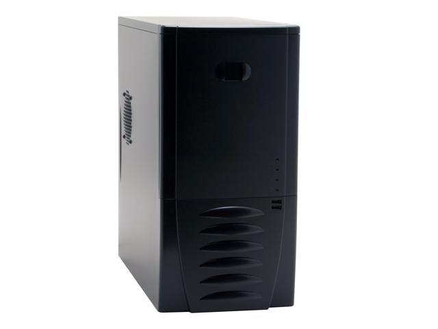 Antec Solution SLK2650-BQE Black Steel ATX Mid Tower Computer Case 350W Power Supply