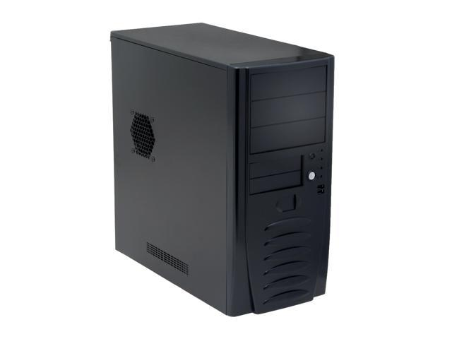 Antec Solution SLK1650B Black Steel ATX Mini Tower Computer Case 350W Power Supply