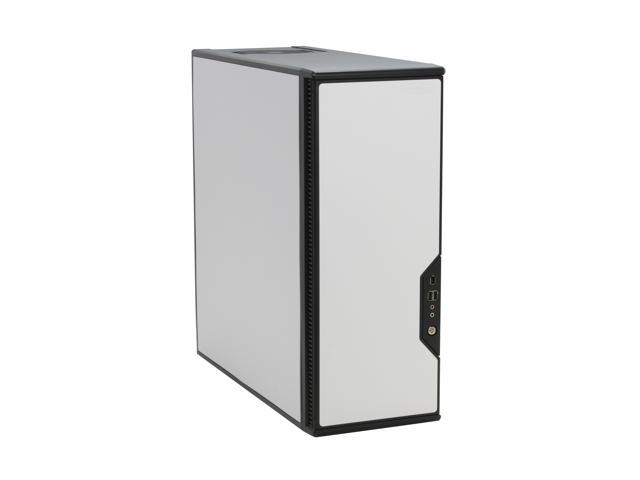 Antec Performance One P180 Silver cold rolled steel ATX Mid Tower Computer Case