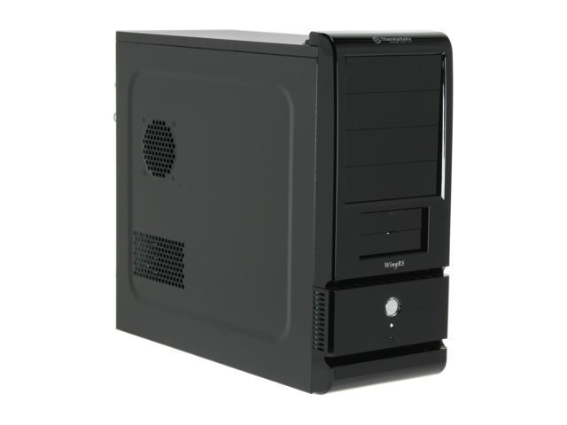 Thermaltake WingRS VG1000BNS Black Computer Case