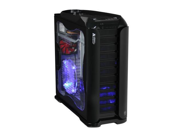 Thermaltake ArmorPlus(Armor+) VH6000BWS Black Aluminum / Steel ATX Full Tower Computer Case