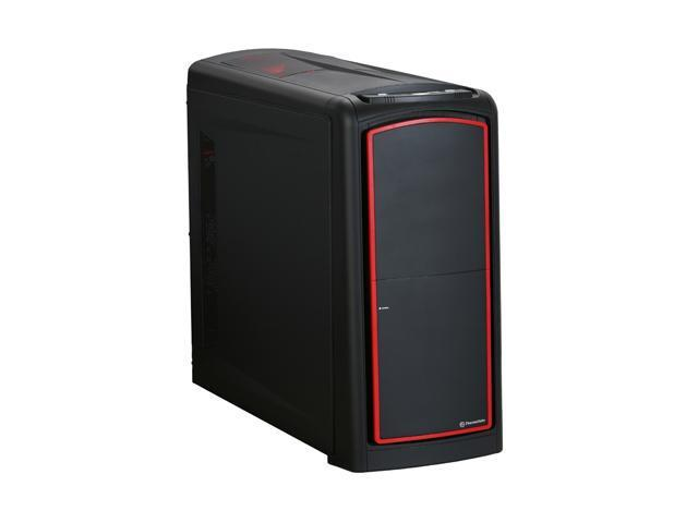 Thermaltake Element S VK60001N2Z Black SECC ATX Mid Tower Computer Case