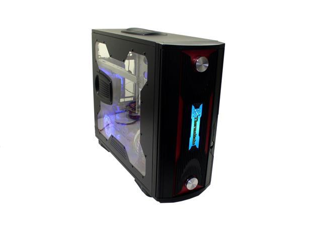 Thermaltake XaserV Wingo V7000A Black Computer Case