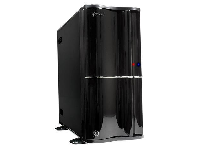 Thermaltake Soprano VB1000BNS Black Computer Case