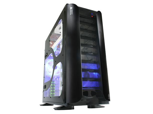 Thermaltake Armor Series VA8000BWS Black Aluminum / Steel ATX Full Tower Computer Case