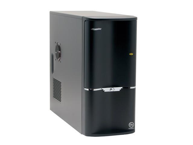 Thermaltake Mambo VC2000BNS Black SECC ATX Mid Tower Computer Case