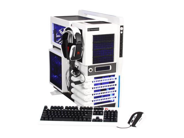 Thermaltake VN10006W2N-B White / Black Computer Case