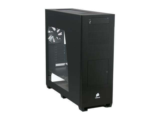 Corsair Obsidian Series 800D CC800DW Black Aluminum / Steel ATX Full Tower Computer Case