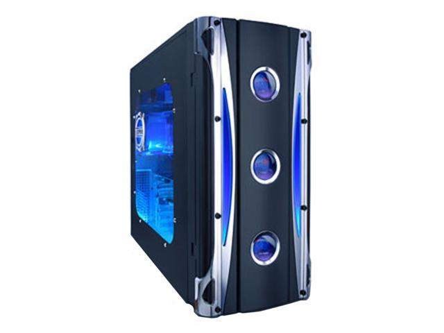 APEVIA X-CRUISER-BK Black Computer Case