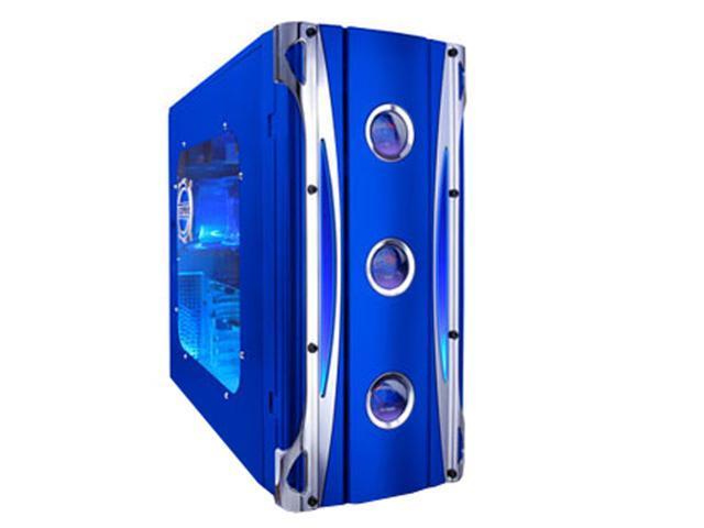 APEVIA X-CRUISER-BL Blue Computer Case