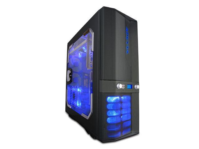 APEVIA X-JUPITER G-Type X-JUPITERG-MG Metallic Gray Computer Case