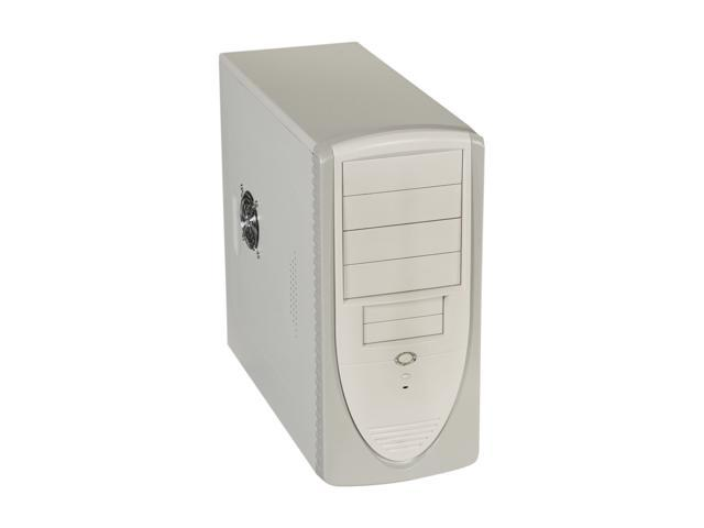 APEVIA ATXB1KL Beige Computer Case