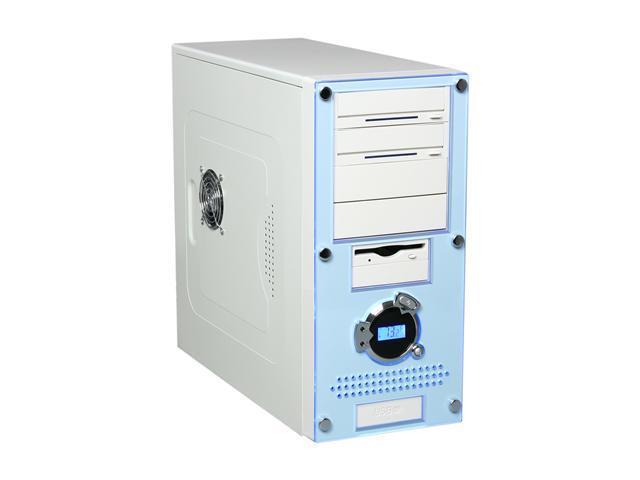 APEVIA X-Dreamer ATXB3KL Beige Steel ATX Mid Tower Computer Case
