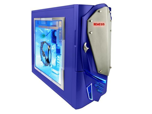 NZXT NEMESIS Blue Computer Case