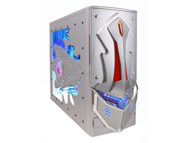 NZXT GUARDIAN Silver Computer Case