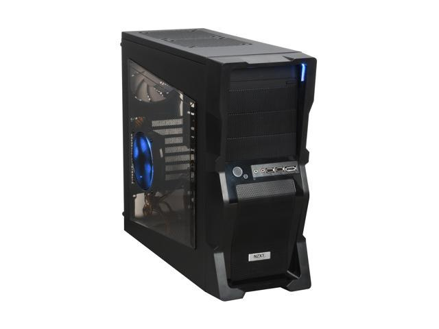 NZXT M59 - 001BK Black Steel ATX Mid Tower Computer Case
