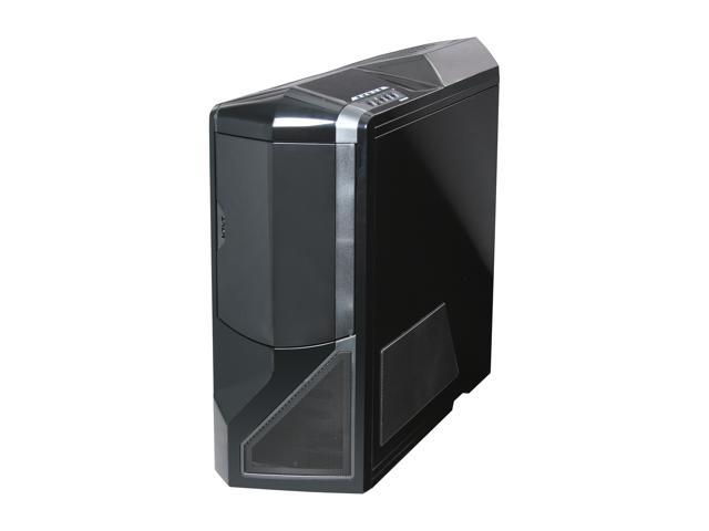 NZXT Phantom PHAN-001BK Black Steel / Plastic Enthusiast ATX Full Tower Computer Case