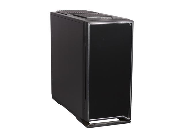 NZXT H2 H2-001-BK Black Steel / Plastic Classic Silent ATX Mid Tower Chassis