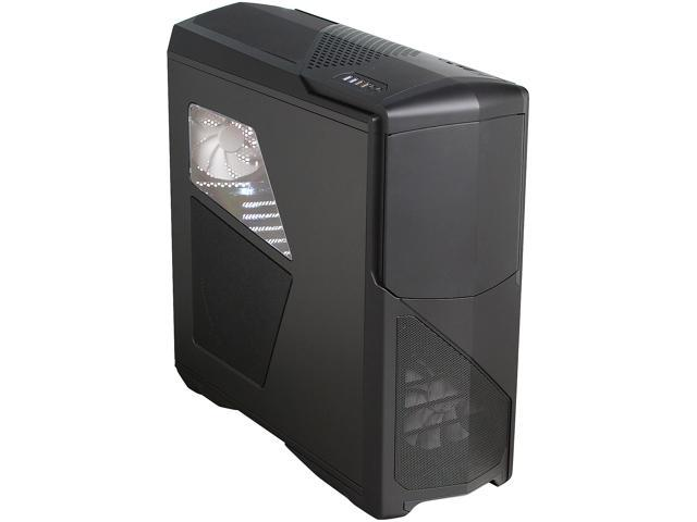 NZXT Phantom 630 CA-PH630-M1 Matte Black Steel / Plastic ATX Full Tower Computer Case