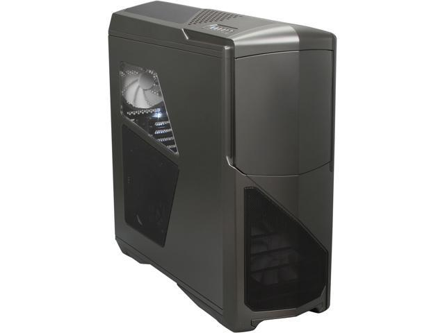 NZXT Phantom 630 CA-PH630-G1 Gunmetal Steel / Plastic ATX Full Tower Computer Case