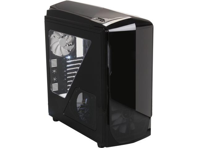 NZXT Phantom 530 Black ATX Full Tower Computer Case Includes 1 x 200mm  Front, 1