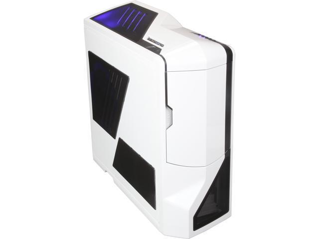 NZXT Phantom RB-PHAN-001WT White Steel / Plastic ATX Full Tower Computer Case