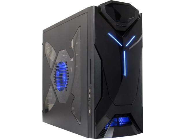 NZXT Guardian 921 RB RB-921RB-001-BL Black Computer Case