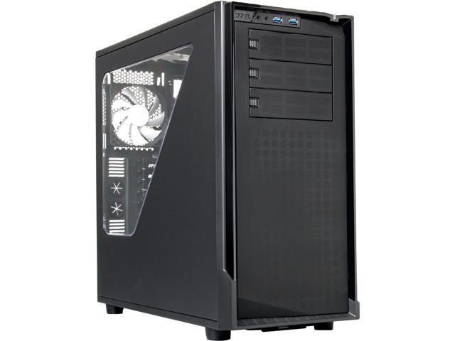 NZXT Source 530 RB-CA-SO530-M1 Matte Black Steel / Plastic ATX Full Tower Computer Case
