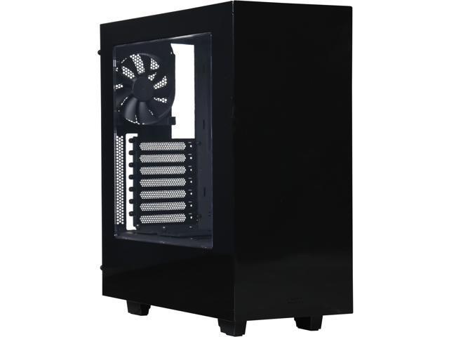 NZXT RB-CA-S340W-B1 Black Steel ATX Mid Tower Computer Case