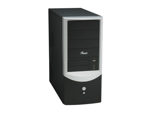 Rosewill R805BS Black / Silver Computer Case