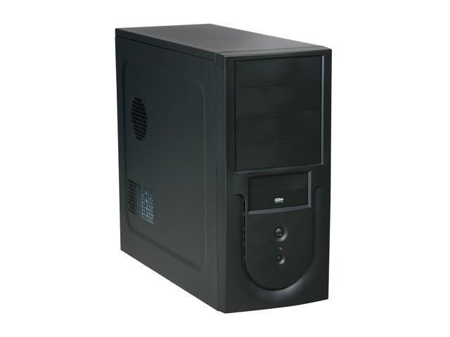Rosewill R218-P-BK Black SECC Steel ATX Mid Tower Computer Case