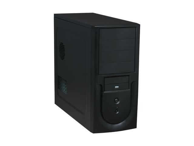 Rosewill R218-P-BK-450W MicroATX Mid Tower Computer Case, come with 1x 120mm Fan, 450W Power Supply