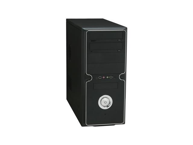 Rosewill R223-P-BK Black Computer Case
