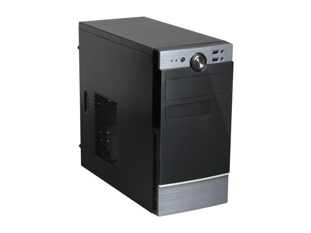 Rosewill Computer Case - FBM-02 - Mini Tower, Micro ATX, Dual-Fan