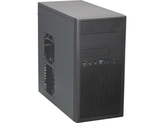 Rosewill LINE-M-A Black Computer Case