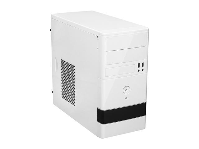 Rosewill FBM-01-W Dual Fans MicroATX Mini Tower Computer Case